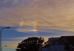 Icebow at Sunset (Richard Bougeard) Tags: jersey weather