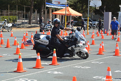 133 Lafayette - Fairfield Police (rivarix) Tags: 2015lafayettepolicemotorcyclecompetition lafayettecalifornia policerodeo policemotorcompetition policeman policeofficer lawenforcement cops fairfieldpolicedepartment bmwpolicemotorcycle r1200rtp motorofficer