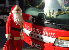S7629【12月24日限定】サンタと過ごすロンドンクリスマス!