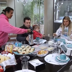 """Mirella Santos cria reality com rotina familiar: """"Minha casa é uma comédia"""""""