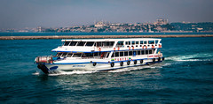 Istanbul Ferry- Neteoglu (Mule67) Tags: ferry 2016 turkey istanbul old town aya sophia kadikoy dock neteoglu 5photosaday