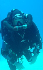 Rebreather (more Mark Hewins) Tags: rebreather scuba markhewins