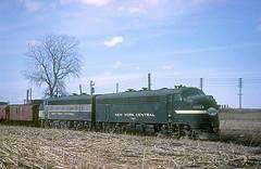 NYC F7 1815 (Chuck Zeiler) Tags: nyc f7 1815 railroad emd locomotive train zearing chz