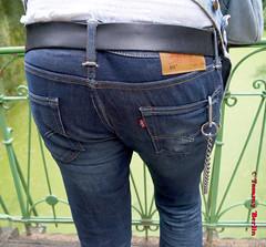jeansbutt11007 (Tommy Berlin) Tags: men jeans butt ass ars levis