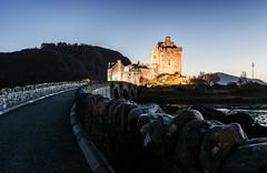 Eilean Donan (Geordie1970) Tags: eileandonan scottishcastle castle night longexposure lochduich lochalsh nikon1024mm nikon nikond7100 geordie1970 scottishhighlands scottishlandscape landmark