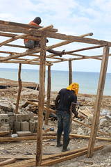 Reconstruction (OCHAHaiti) Tags: haiti hurricane matthew ocha wfp un united nations