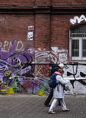 HH-Wheatpaste 3079 (cmdpirx) Tags: hamburg germany reclaim your city urban street art streetart artist kuenstler graffiti aerosol spray can paint piece painting drawing colour color farbe spraydose dose marker stift kreide chalk stencil schablone wall wand nikon d7100 paper pappe paste up pastup pastie wheatepaste wheatpaste pasted glue kleister kleber cement cutout