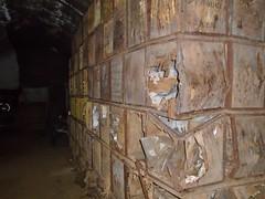 Inside HO5 (Richard Bougeard) Tags: ho5 tunnel occupation jersey