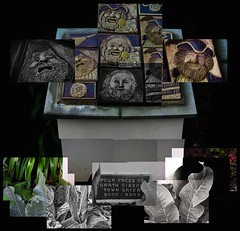Four Faces of Garth Gibson (Pano) (pigpogm) Tags: photos pano joiner exmouth towncrier panograph leicaelmar90f4 leica90f4 mxpp garthgibson