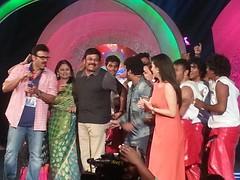 Chiranjeevi danced after long time - Mega fans elated! :: TollywoodFans.in (TollywoodFans) Tags: chiranjeevi memusaitham