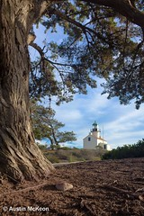 Old Point Loma (Austin McKeon Photography) Tags: lighthouse architecture landscape nationalpark sandiego landmark pointloma