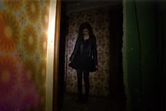 desolate (Teen Age Riot) Tags: house abandoned girl empty creepy desolate desolated