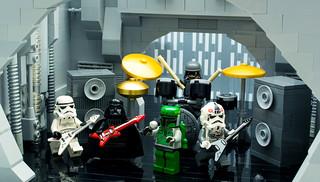 The Dark Side of Metal
