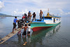 Boat to the Togian Islands (-AX-) Tags: mer indonesia moto bateau personnes ampana sulawesitengahcentralsulawesi