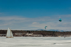 ekmIceBoat01 (K_Marsh) Tags: hudsonriver hudsonvalley iceboating iceyachting