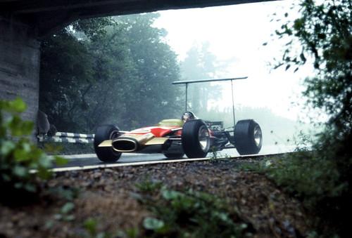 Jackie Oliver - Lotus Ford