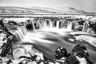 Frozen Motion | Goðafoss, Iceland