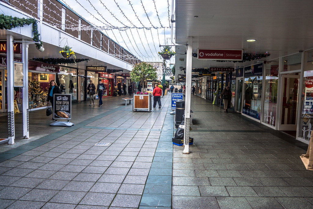 Stillorgan Village - The Shopping Centre  Ref-100114