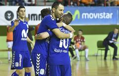 INTER MOVISTAR 16-1 URUGUAY TENERIFE (Inter Futbol Sala) Tags: de sala tenerife henares roja inter futsal movistar alcal ftbo lnfs