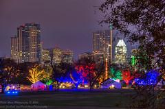 Sneaking a Peek at the Trail of Lights (OscarAmos) Tags: skyline night austin downtown texas hdr lightroom 18200mm photomatix detailenhancer nikond5100 oscaramosphotography