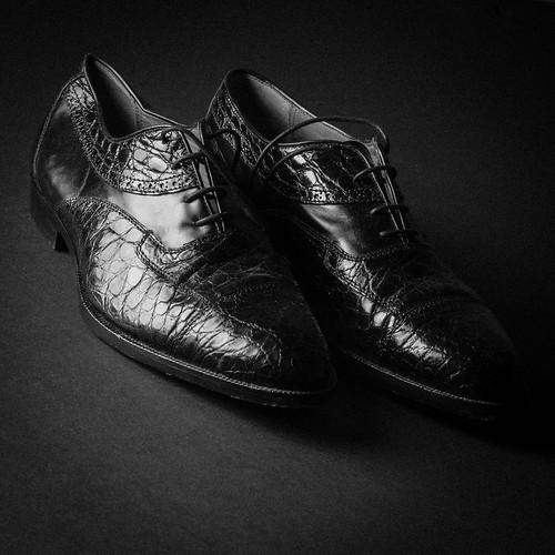 leather shoes alligator martegani