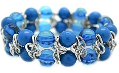 Glimpse of Malibu Blue Bracelet P9510-5