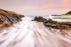 Torre Chia Beach - Rising Tide.jpg (simply erik) Tags: sardegna sunset sea rock rocks tramonto mare waves sardinia wave spiaggia breakingwave onde scogli marea torrechia
