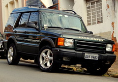 Land Rover Discovery II 2001 TD5 - Motor 5 cilindros Turbo-Diesel - Em Piracicaba, SP (das.junqueira) Tags: 2001 inglaterra brazil england brasil diesel 5 rover pedro ii land paulo discovery so sopedro piracicaba tdb td5 turbodiesel cilindros