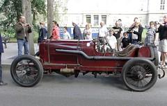 Peugeot 148 special 1913 (claude.lacourarie) Tags: vintage bretagne special collection coupe peugeot rallye racer 1913 tdb tourdebretagne 148 abva anciens florio vehicules saintbrieuc coupeflorio