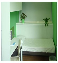 hostel - single room