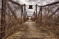Asylum Bridge (Kansas Poetry (Patrick)) Tags: kansas osawatomie bleedingkansas patrickemerson osawatomiekansas battleofosawatomie asylumbridge patricklovesnancy osawatomiestatehospital