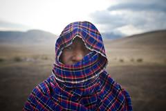Maasai Warrior Portrait (2)