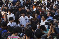 20150214-เลือกตั้งที่ลัก -04 (Sora_Wong69) Tags: people thailand bangkok protest police liberalism activist politic assembly coupdetat nonviolenceaction supportelection