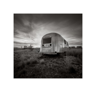 Airstream - Route 66 - pinhole
