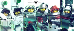 Black Ice Team Six (icycruel) Tags: team lego hard suit combat six spec ops moc