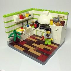 Let's cook (lego.insomnia) Tags: lego vignette