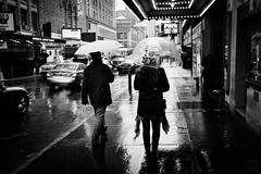 I love NY   30/215 021x (emrold) Tags: street nyc bw rain x100s image21100 2152015 100xthe2015edition 100x2015 215in2015 image30215