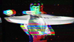 have, and shall always be your friend. For Leonard Nimoy. (RachaelBarbash) Tags: startrek glitch leonardnimoy bending nimoy glitchart databending llap