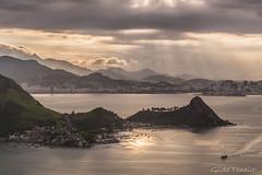 Rio de Janeiro (Gilda Tonello) Tags: riodejaneiro montanhas entardecer 450anos