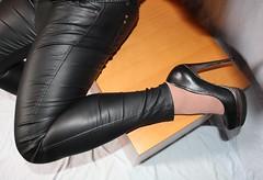 12 (read my Profile before anything!!!!!) Tags: black high buffalo highheels heels heel stilettos