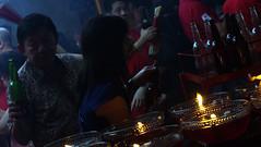 Piring Penerangan (AGUSRAHARJO) Tags: pray jakarta dharma dupa asap lilin imlek vihara kuil bhakti ibadah sakti sembahyang berdoa kemenyan