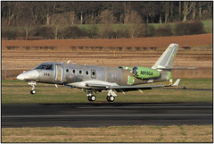 IMG_2901FL (Gerry McL) Tags: ferry scotland 150 delivery primer gerry prestwick pik mclaughlin gulfstream unpainted egpk nightstop n915ga