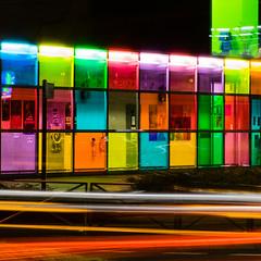 - 1502-4.jpg (Dam_S83) Tags: france architecture construction ledefrance couleurs difice thtre btiment poselongue prisedevue savignyletemple lempreinte