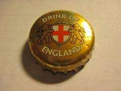 Drink of England (kalscrowncaps) Tags: beer bottle soft caps ale cider drinks crown bier soda pils lager