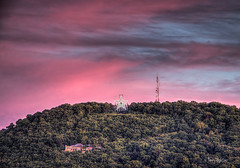 Roanoke Star Mill Mountain Summer Finale (Terry Aldhizer) Tags: sunset summer sky mountain mill clouds last star twilight day dusk september roanoke terry aldhizer terryaldhizercom