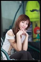nEO_IMG__MG_6256 (c0466art) Tags: street light portrait girl beautiful female canon asia pretty sweet quality gorgeous taiwan east kind taipei charming activity pure  5d2 c0466art