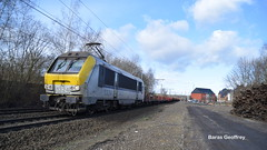 HLE1324 SNCB NMBS (sncb1357) Tags: train cfl sncf treinen nmbs sncb akiem
