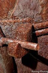 Rusty Latch (robtm2010) Tags: usa metal canon capecod massachusetts newengland cape yarmouth latch t3i rustymetal rustylatch