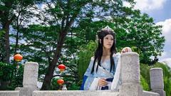 (bdrc) Tags: asdgraphy  novel cosplay portrait natsuki temple chinese hanfu   prime flash