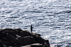 Texturas (villacisla) Tags: galicia mar sea spain espaa contraluz backlight textura